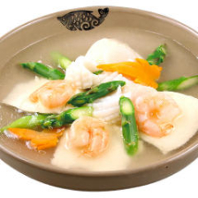 中国郷土料理『豆花(トウファ)』