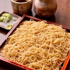 世界に誇れる日本蕎麦!