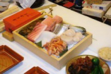 寿司ネタはお好みに合わせて 旬の素材をご堪能!