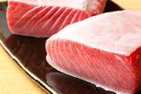 寿司といえばマグロ!美味しい本マグロ入荷しております。