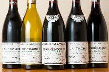 江戸前鮨に合うワインをお選びします
