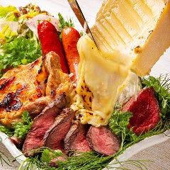 CHEESE & MEAT RACLER ラクレ川越