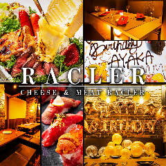 CHEESE & MEAT RACLER ラクレ川越