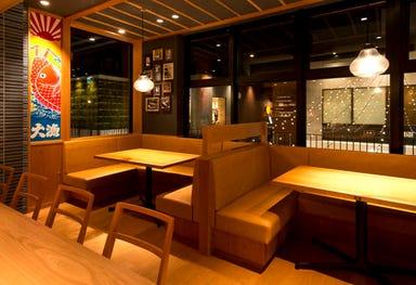 築地玉寿司 YOKOHAMA BAY 店内の画像