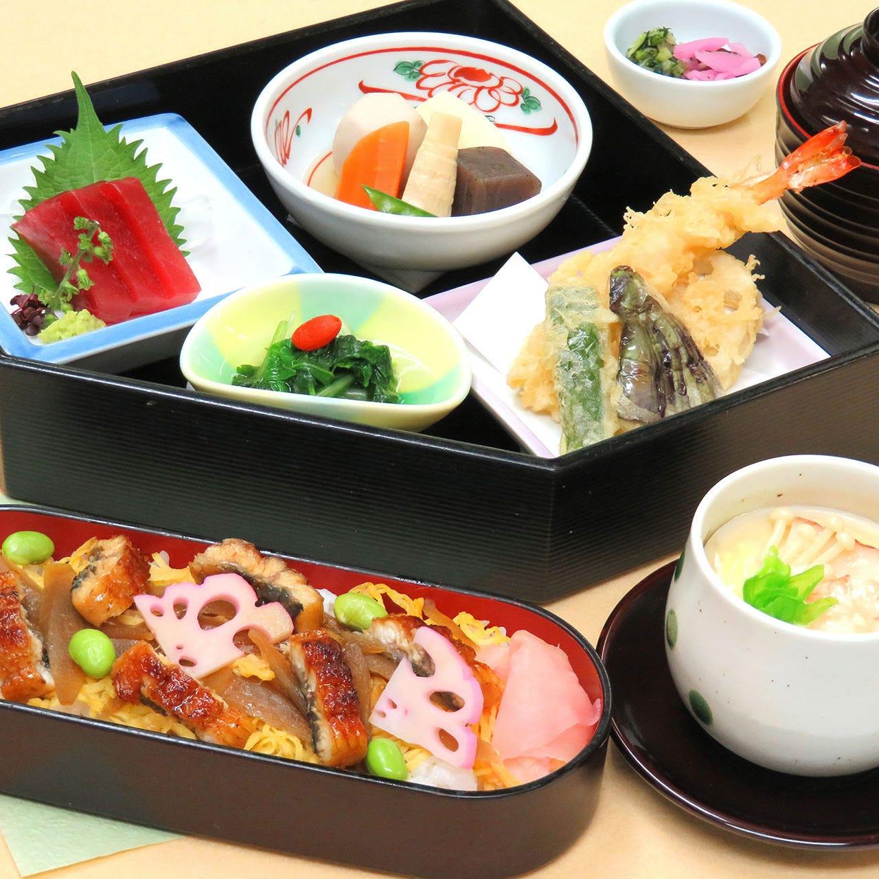 うなぎ美皿 1,650円(税込)