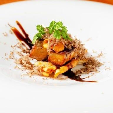 鉄板焼ステーキ 樹里‐ダリ‐  こだわりの画像