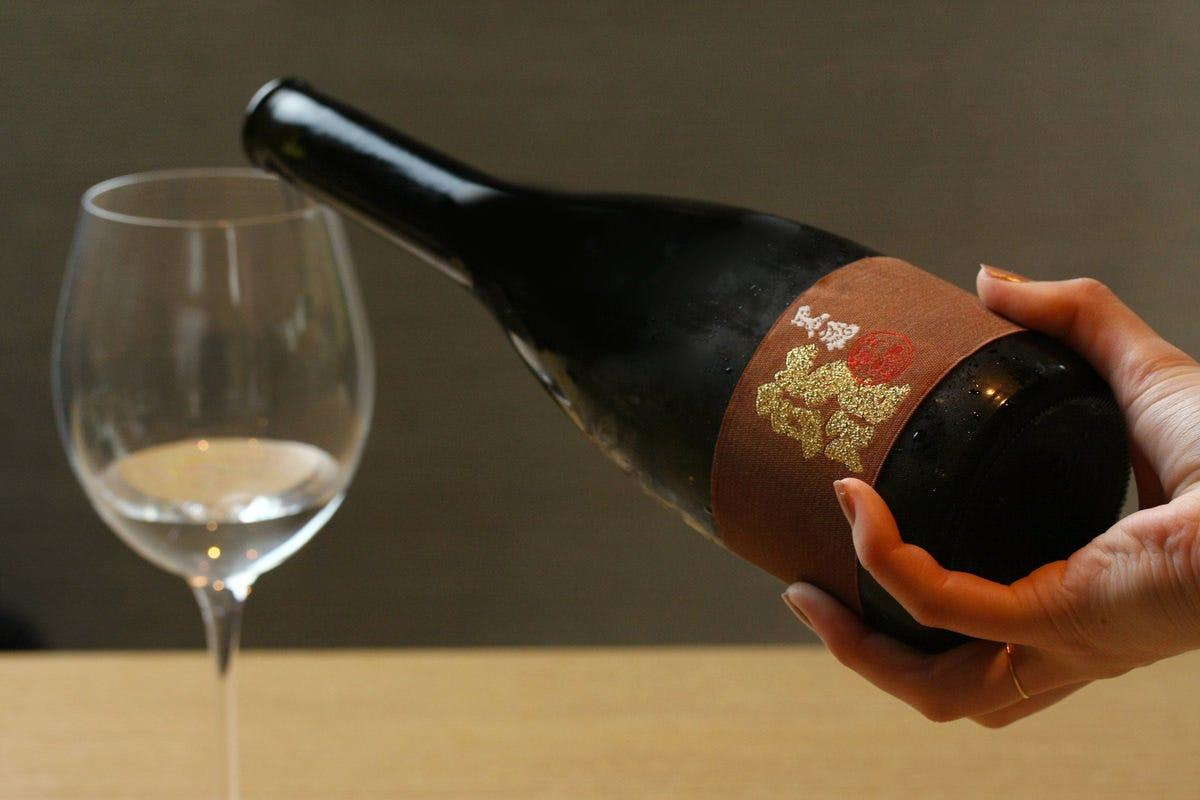 全国各地の日本酒をご堪能下さい
