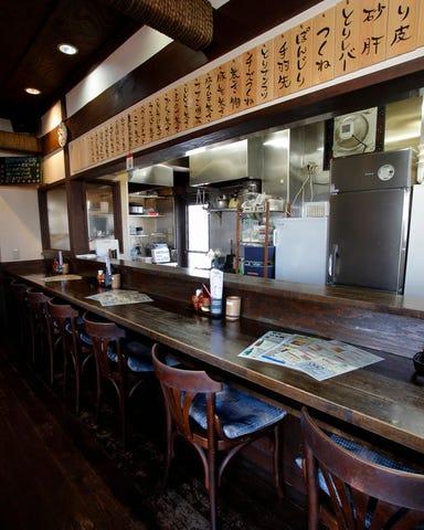 串焼居酒屋 串の助  店内の画像