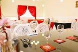 2階客席は落ち着いた雰囲気で誕生日や記念日に最適です!