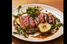 季節で変わるお肉のスペシャリテ