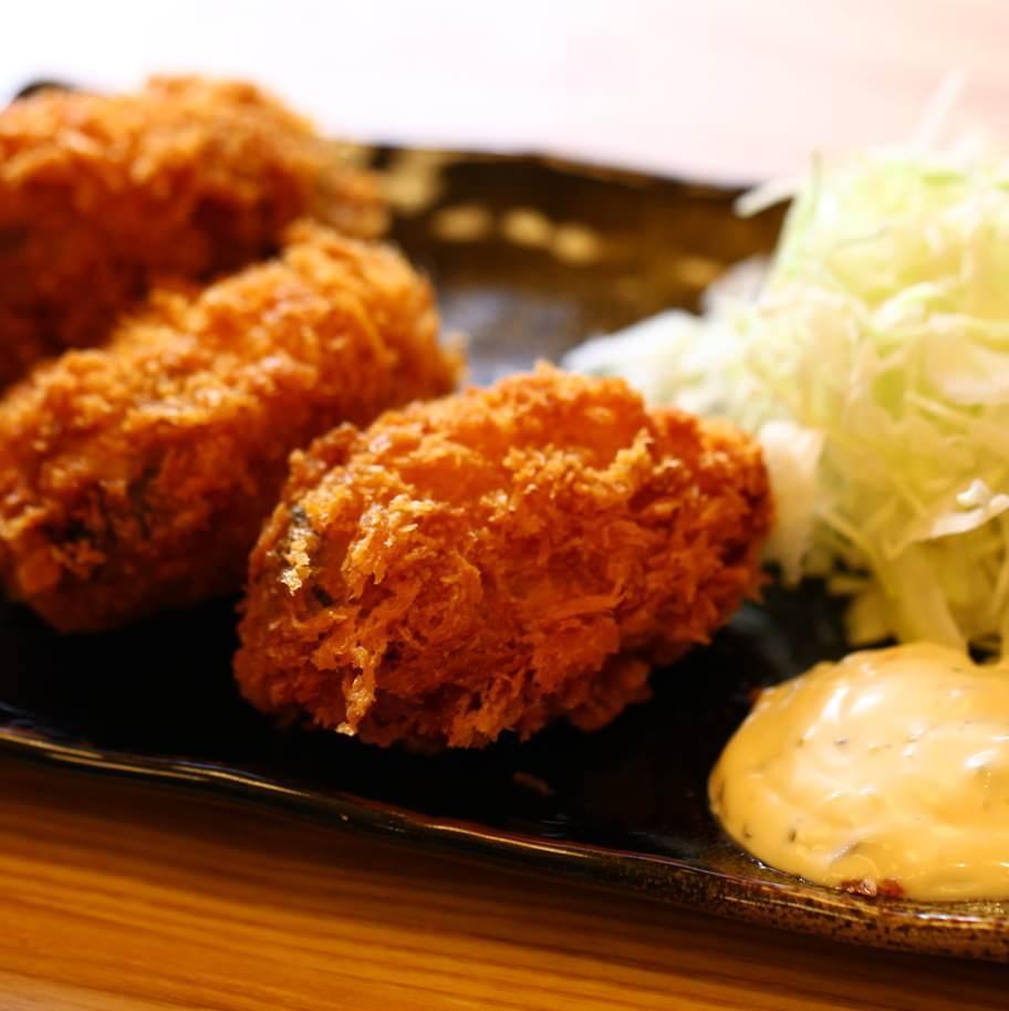 鳥羽・伊勢志摩の『牡蠣』フライ