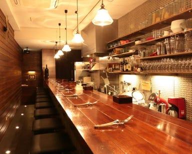 イタリアワイン食堂 hikari-yurari  店内の画像