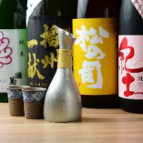 こだわりの日本酒を多数取り揃え☆お料理とご一緒にどうぞ!!
