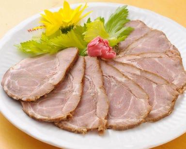 中華料理 食味鮮 茅場町店 メニューの画像