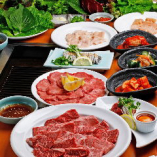 【大満足宴会】人気のユッケ風レアステーキを堪能「別館コース」