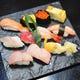 寿司盛り合わせ上