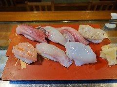 寿司の魚秀