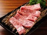 国産牛宴カルビ