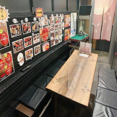 にわ・とりのすけ 綱島店  店内の画像