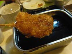 肉類・魚介類・野菜類・その他デザート串!40種類と豊富な内容☆