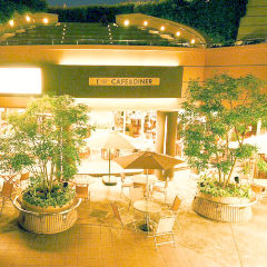 #702 CAFE&DINER なんばパークス店