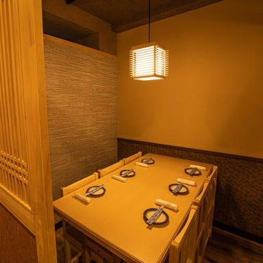 マグロと信玄鶏 完全個室 伊勢屋 錦糸町店 店内の画像