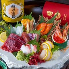 最高鮮度の海鮮と信玄どり 完全個室居酒屋 伊勢屋 錦糸町