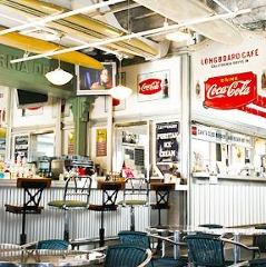 LONG BOARD CAFE CALIFORNIA DRIVE IN アクアシティお台場店