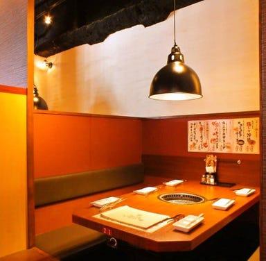 牛角 武蔵小杉店 店内の画像
