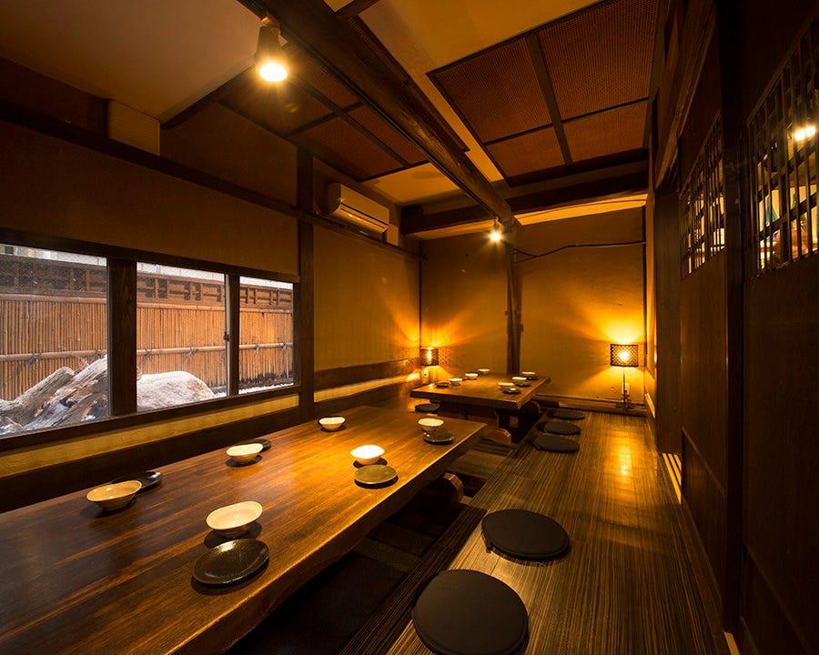 魚と天ぷら日本酒 まる天