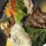 近江牛 黒毛(A4ランク以上)ステーキセット