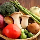 契約農家で仕入れる近江野菜たち【滋賀県】