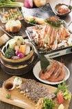 わえんの野菜たっぷりセイロ鍋コース