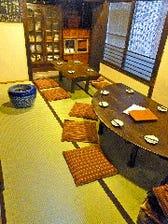 ■貸切&個室■西新宿の一軒家古民家
