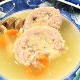 オリジナル 比内地鶏のチーズ入団子