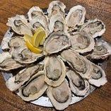 生牡蠣MEGA盛り