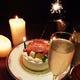 誕生日特典!バースデーケーキもご用意できます