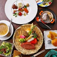 A5ランク黒毛和牛の極上ステーキ『匠 -Takumi- コース』 誕生日 記念日 接待 宴会
