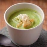 0円スープ!!
