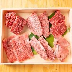 良きお肉6種盛り(テイクアウト)