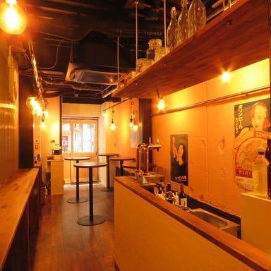 和×伊 大衆酒場カランコロン  店内の画像