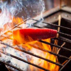 鰹の藁焼タタキ