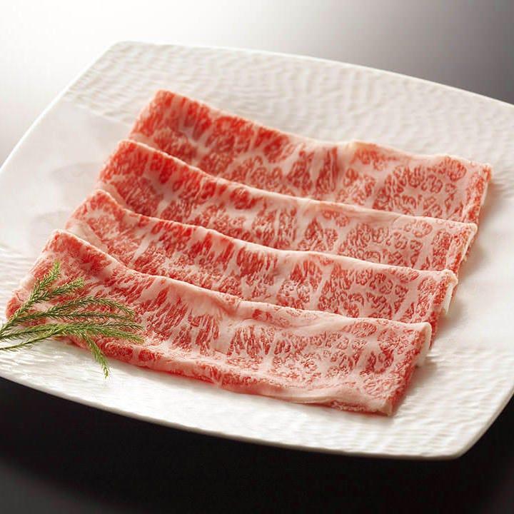 味と質にこだわった厳選食材を使用!
