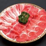 おすすめ肉3種盛り合わせ
