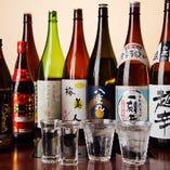 薬膳火鍋しゃぶしゃぶにぴったりな日本酒や焼酎を店主が厳選!