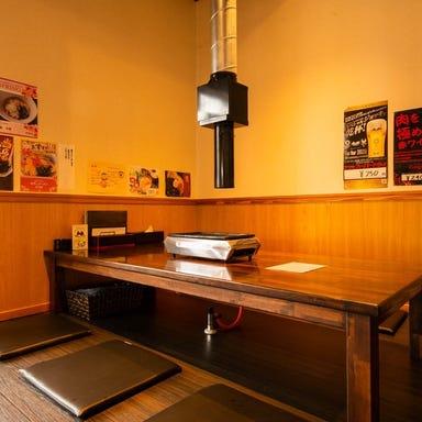 新潟厳選和牛 焼肉 まんてん  店内の画像