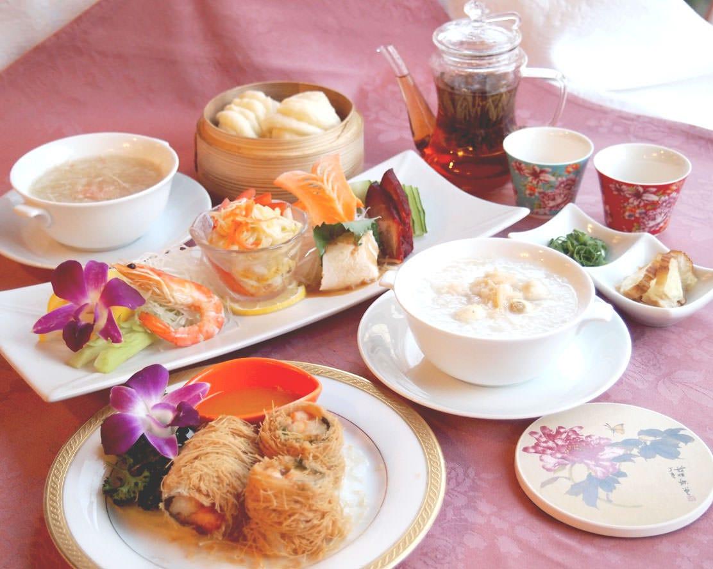 平日限定『奥様ランチコース』 選べるメイン♪中国茶付き♪
