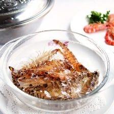 魚介を香港スタイルで食す!