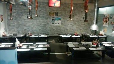 牛倭心伝 鳴尾店 店内の画像