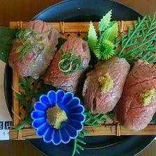 極上牛寿司(一貫)